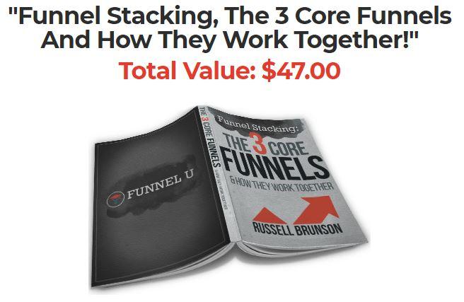 3 core funnels ebook