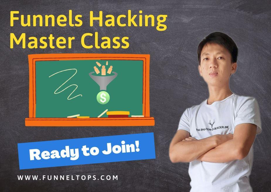 6 Week Funnel Hacks Master Class