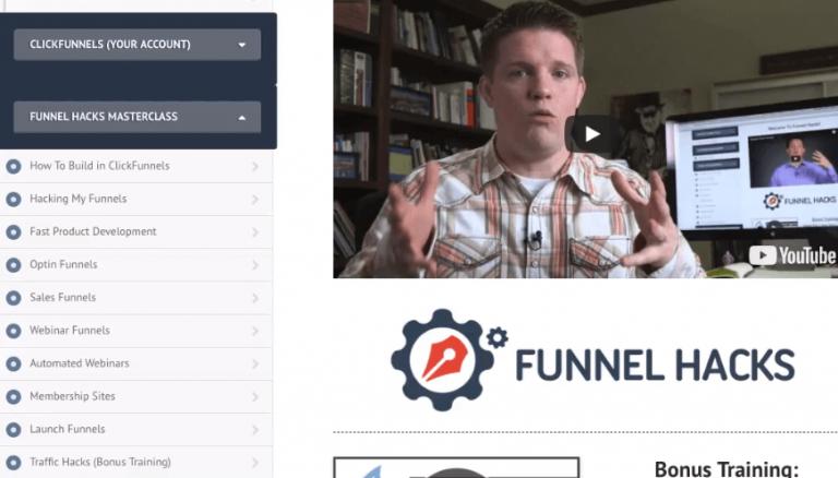 6 week funnel hacks masterclass