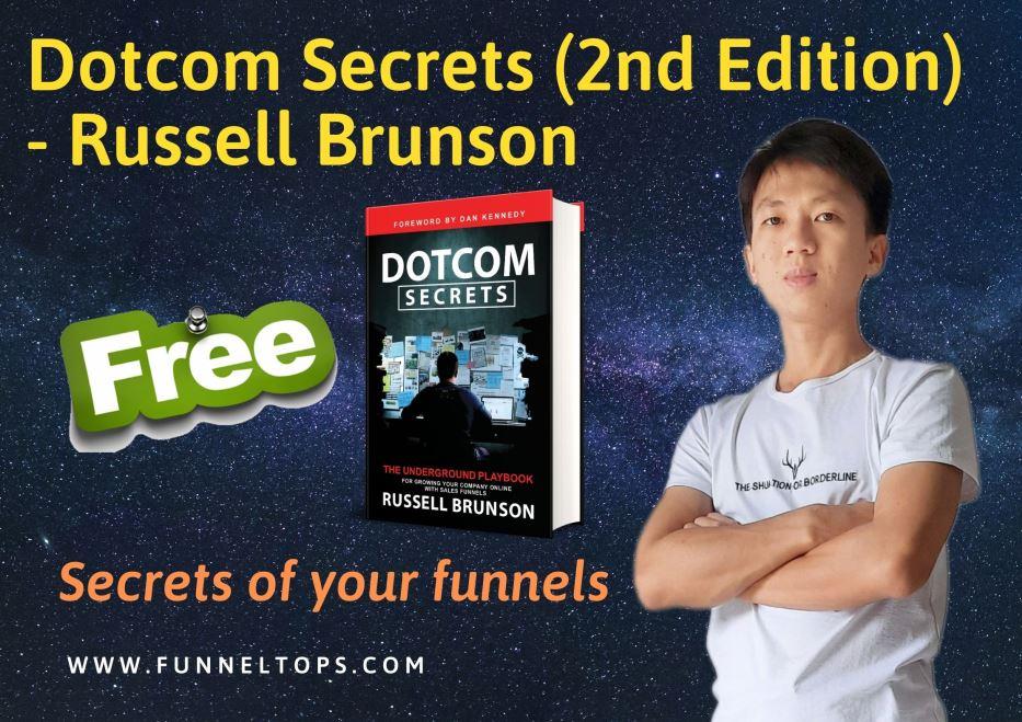 Dotcom Secrets of Russell Brunson