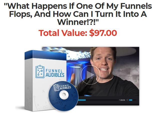 Funnel Audibles