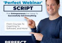 perfect webinar script pdf