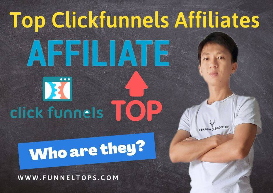 Top Clickfunnels Affiliates