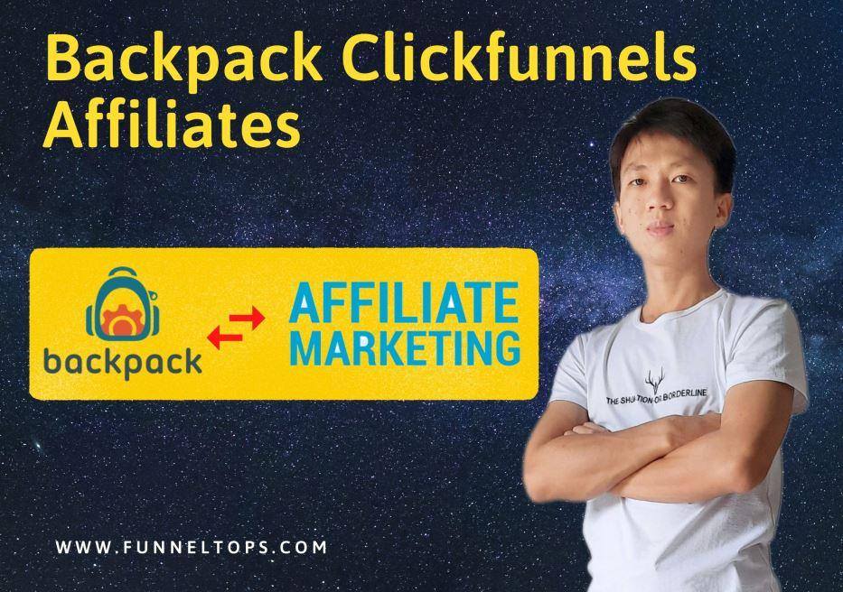 Backpack Clickfunnels Affiliates
