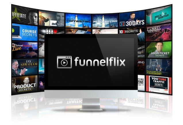 FunnelFlix Platinum Account