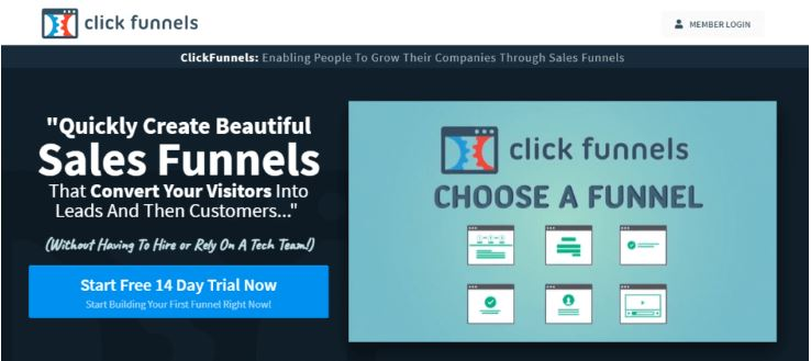 Sell Your Own Product with clickfunnels