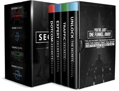 The Secrets Trilogy Box Set