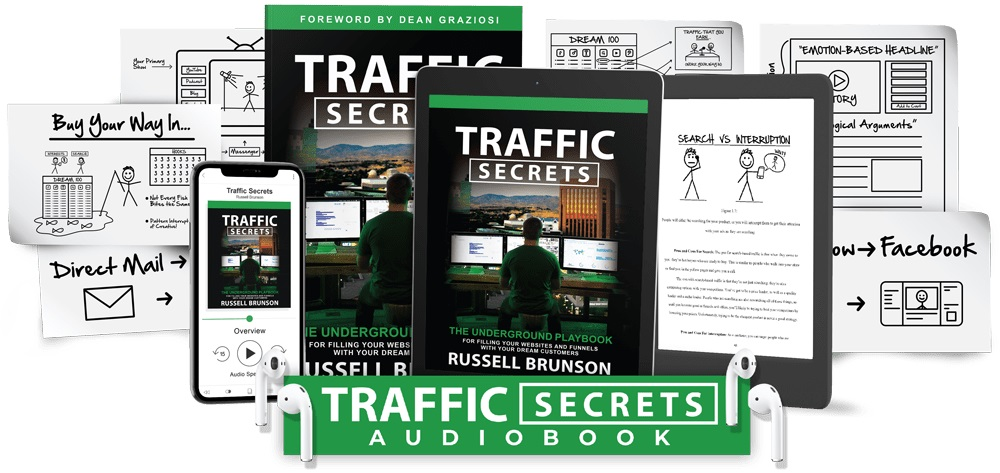 traffic secrets book of russell brunson